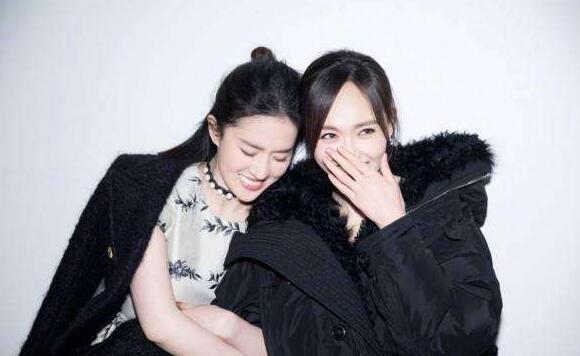 唐嫣向刘亦菲炫耀结婚证, 刘亦菲的回复, 够网友笑一年-第2张图片