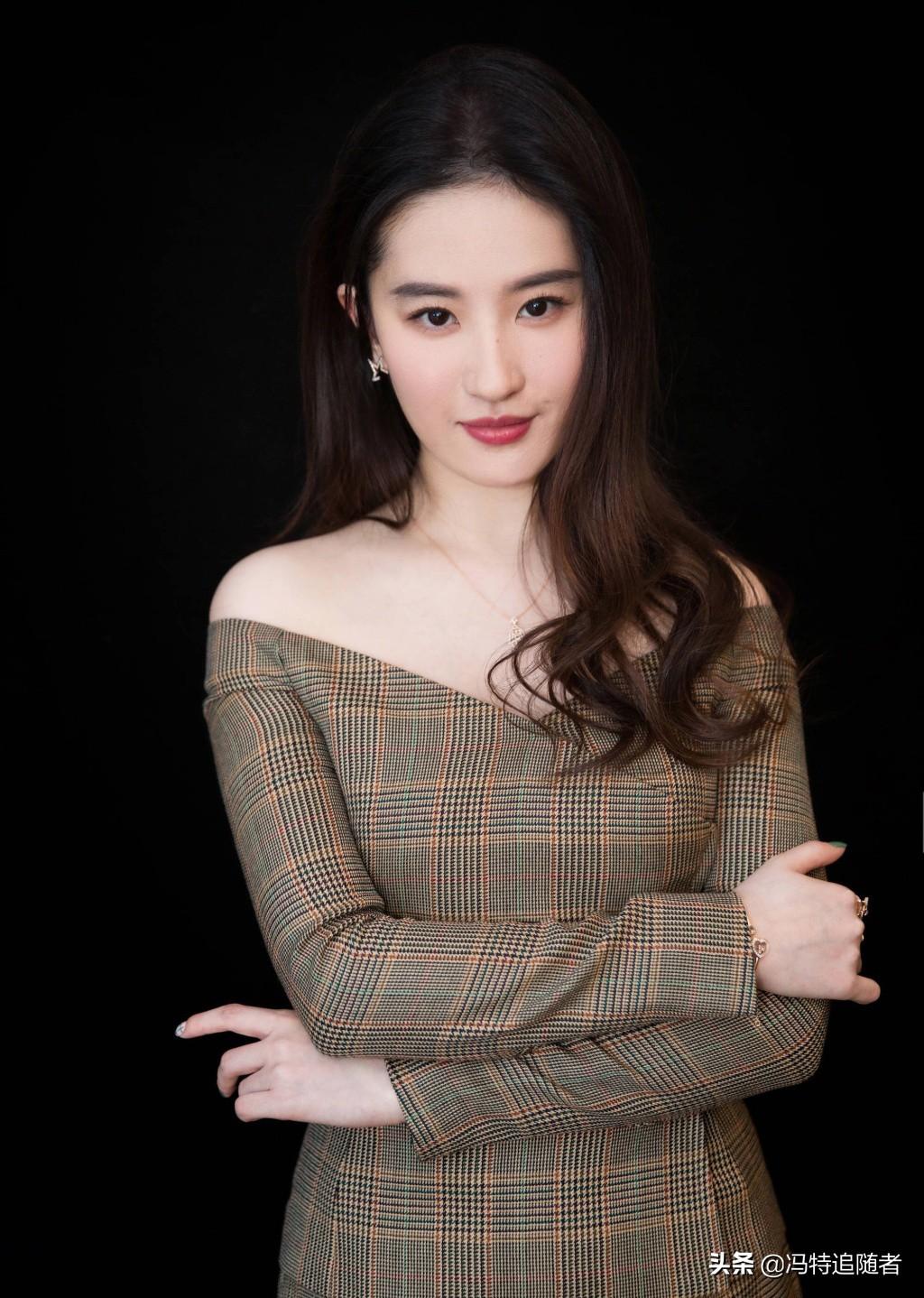 刘亦菲——当之无愧的颜值担当