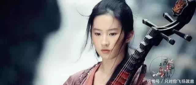 刘亦菲8岁、15岁、18岁、27岁、30岁,你被几岁的刘亦菲惊艳了?-第6张图片
