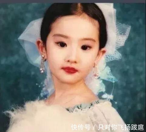 刘亦菲8岁、15岁、18岁、27岁、30岁,你被几岁的刘亦菲惊艳了?