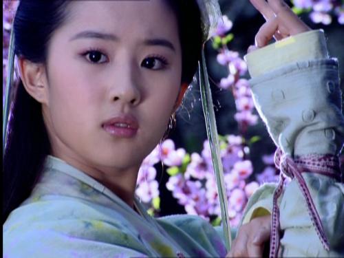 神仙姐姐刘亦菲为了演好花木兰太拼了