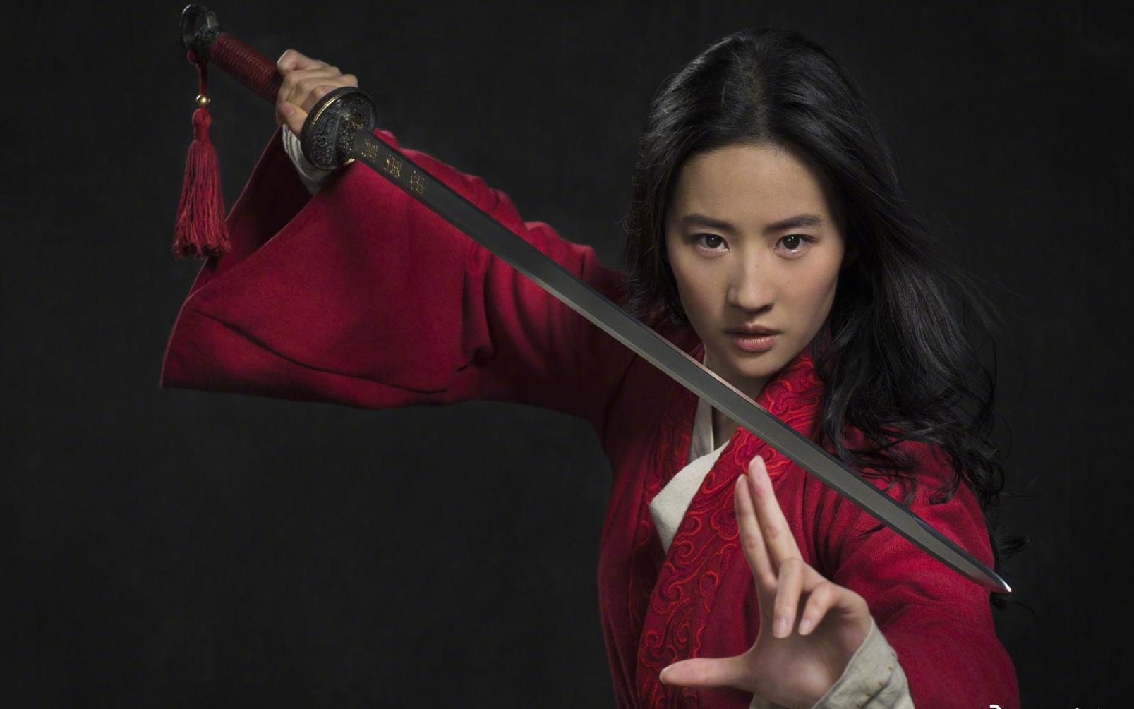神仙姐姐刘亦菲为了演好花木兰太拼了-第6张图片